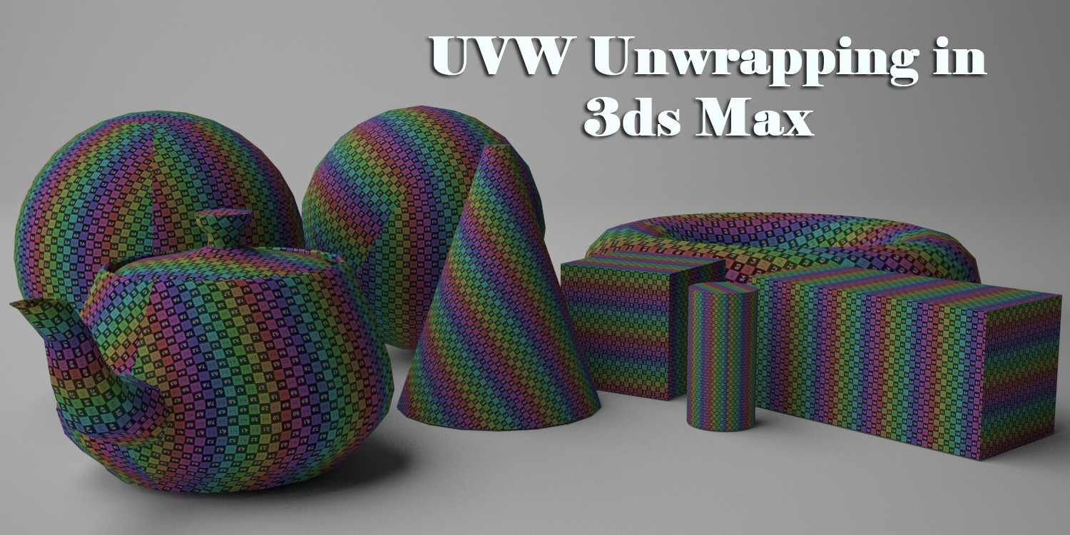 UVW Unwrapping in 3ds Max